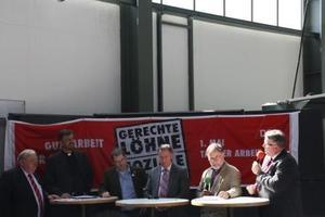 Gesprächsrund Heinsberg 1. Mai 2012