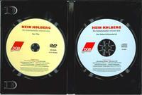 DVD und CD in Jewelcase