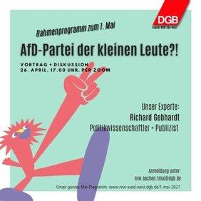 AfD-Vortrag