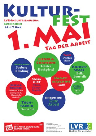 Maiveranstaltung 2013 in Euskirchen