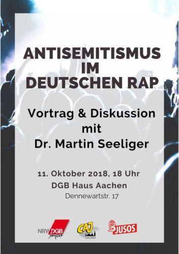 Antisemitismus im Deutschen Rap