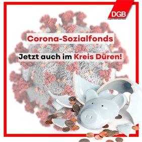 Corona-Sozialfonds in Düren einggerichtet
