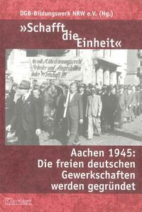 Buch Schafft_die_Einheit