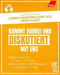 Forderungsmuseum Heinsberg