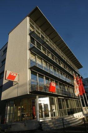 Geschäftsstelle im DGB-Haus Aachen