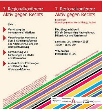 Regionalkonferenz Aktiv gegen Rechts