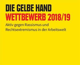 Wettbewerb gelbe Hand 2018/2019