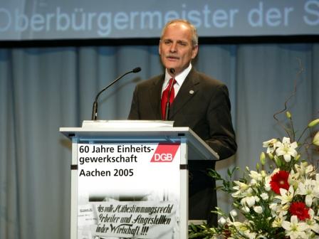 Rede Oberbürgermeiste Dr. Linden