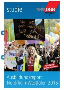 Ausbildungsreport DGB-Jugend NRW 2015