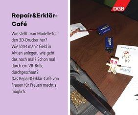 Repair- und Erklär-Café