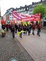 1. Mai 2018 in Aachen