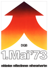 1. Mai 1973 Mitdenken Mitbestimmen Mitverantworten.